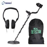 TIANXUN TX 850 +Headphone +bag Portable High Sensitivity Underground Metal Gold Detector Hunter Finder LCD Display Depth 2.5m