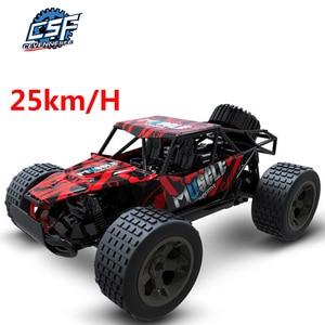 Image 1 - RC Cars Radio Control 2.4G 4CH rock car Buggy Off Road Trucks Toys For Children High Speed Climbing Mini rc Rc Drift driving Car