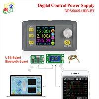 DPS5005 통신 정전류 DC 전압 전류 스텝 다운 전원 공급 장치 모듈 벅 전압 변환기 전압계 50V 5A