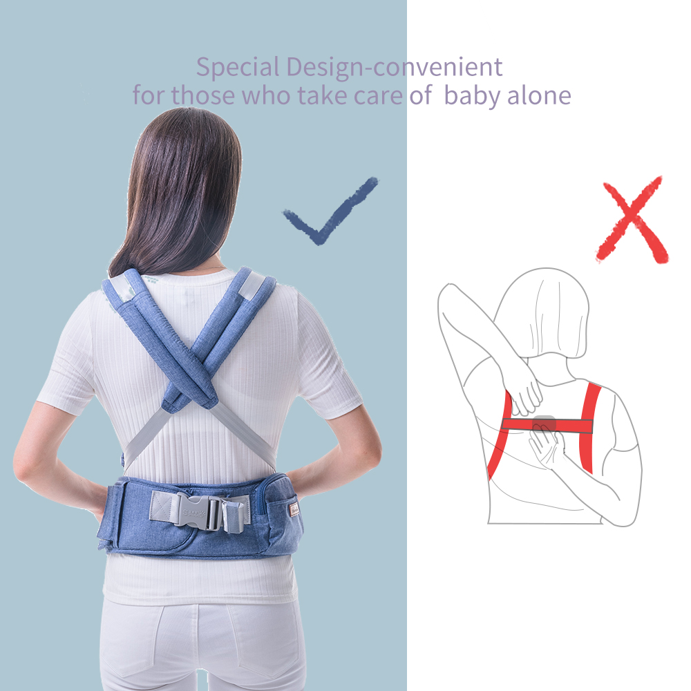 Front Facing Sling for Baby 5