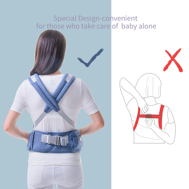 Baby Carrier Infant Hip seat  1