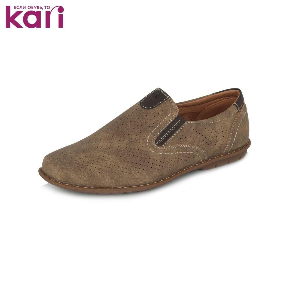 Полуботинки летние T.TACCARDI мужские K5172LC 1DK|Ботинки|   | АлиЭкспресс