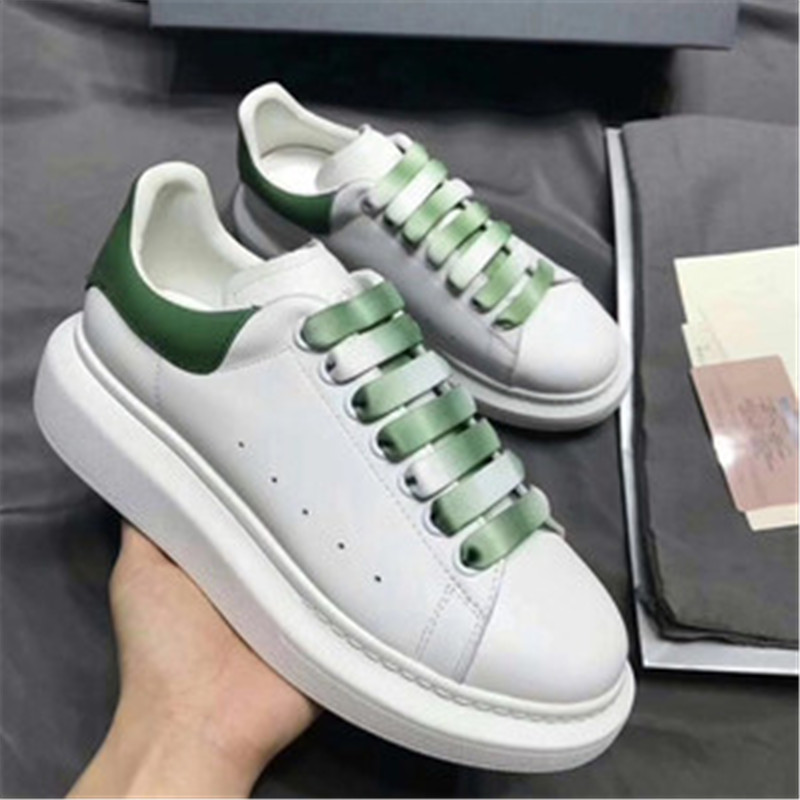 Shoes Fashion White Wedge Sneakers