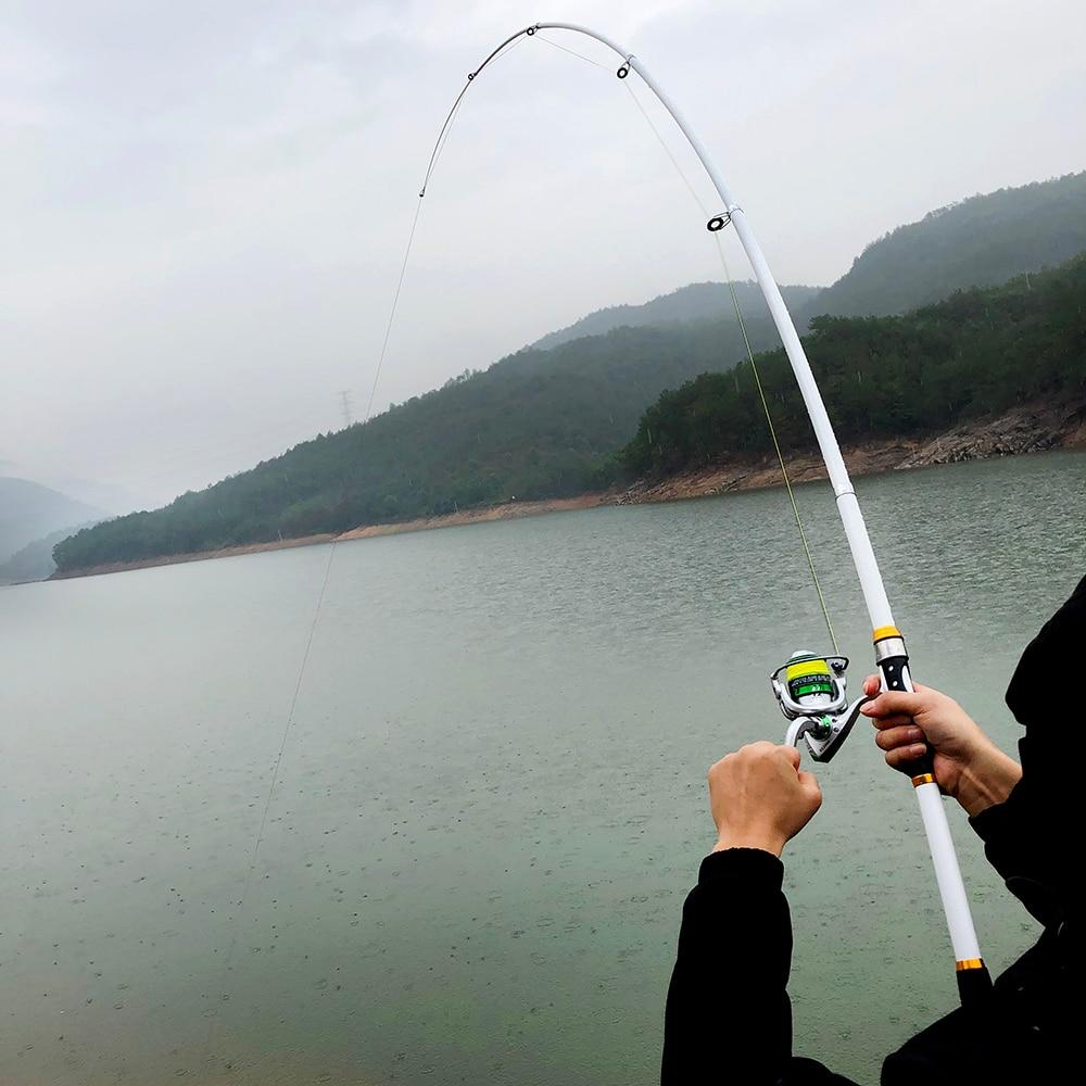 GHOTDA 2.1M -3.6M  Telescopic Fishing Rod  6