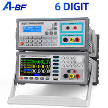 A-BF Programmable Linear DC Regulated Power Supply 6 Digit Adjustable Power Bench Source Color Screen Voltage Current Regulator
