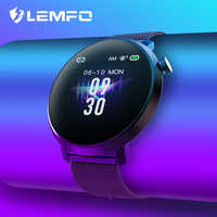 LEMFO inteligentny zegarek C10 IP68 wodoodporna tętno monitor ciśnienia krwi inteligentne zegarki mężczyźni kobiety opaska monitorująca aktywność fizyczną dla android ios