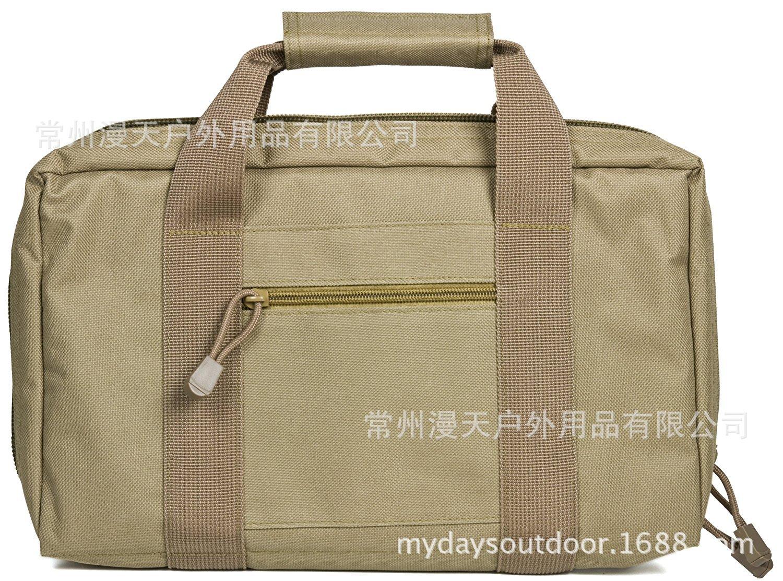 600D Multi-functional Tactical Bag Discreet Pistol Case