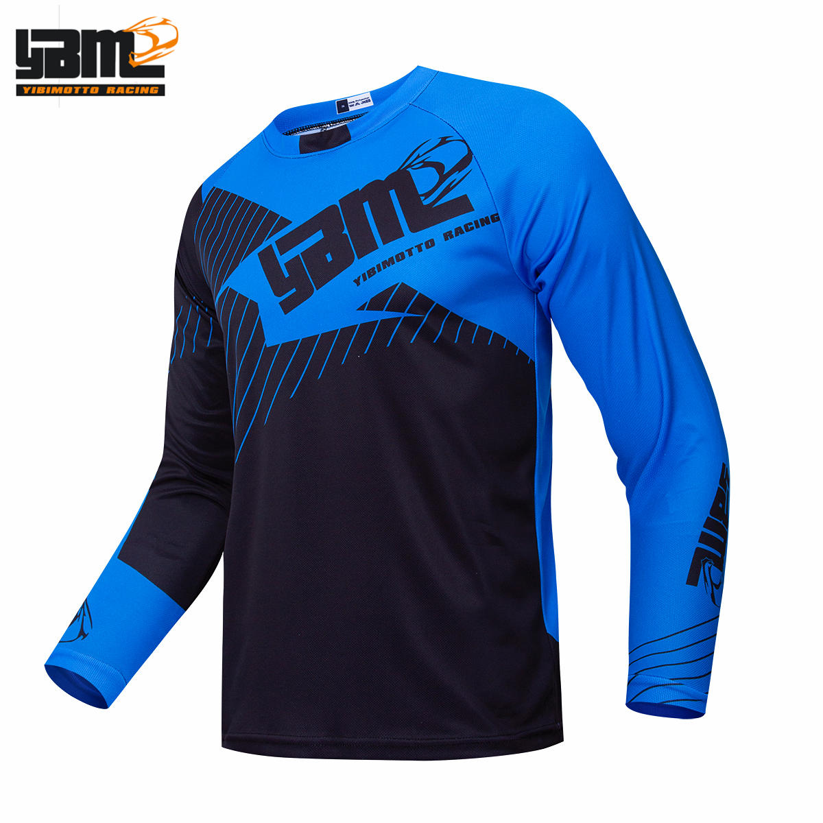 Downhill-Jersey Mountain-Bike Motocross-Racing Motorcycle-Off MX DH MTB Sports-Wear Comfortable