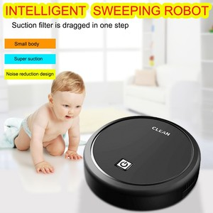 New Cleaning Robot Vacuum Clea