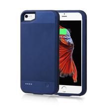 DuraPro 2800mAh chargeur de batterie étui pour iPhone 7 8 étui Powerbank chargeur housse