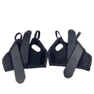 Image 2 - VR Controller Hülse Fall für OCULUS Quest/ Rift S VR Touch Controller Haut Grip Griff Pad Stoßfest Zubehör