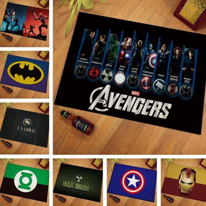 multiple-styles-40-60cm-font-b-marvel-b-font-toys-the-avengers-plush-carpet-iron-man-captain-america-batman-rug-cotton-xmas-gift-for-kids
