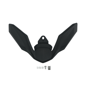 Image 2 - New For BMW R1250GS R1200GS LC ADV R 1250 GS Adventure LC 2017 2019 Motorcycle Front Beak Fairing Extension Wheel Extender Cover