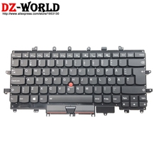 Swedish Finnish Backlit Keyboard for Lenovo Thinkpad X1 Carbon 4th Gen 4 20FB 20FC Sweden Backlight Teclado SN20K74772 00PA724