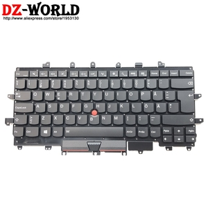 Image 1 - Swedish Finnish Backlit Keyboard for Lenovo Thinkpad X1 Carbon 4th Gen 4 20FB 20FC Sweden Backlight Teclado SN20K74772 00PA724