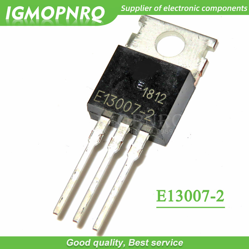 10pcs Transistor <font><b>13007</b></font> E13007 E13007-2 J13007 new and original image