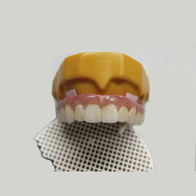 Bloc de zircone dentaire de cadcam de bloc de zircone de STplus de 10mm