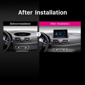 Image 5 - Seicane 9 인치 GPS 차량용 멀티미디어 플레이어 2Din Android 9.1 for Renault Megane 3 2009 2010 2011 2013 2014 Carplay SWC 지원