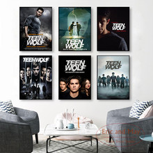 Teen Wolf Movie Canvas Painting Posters And Prints Pictures On The Wall Classic Decorative Home Decor Quadro