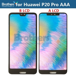 Image 2 - LCD Display for Huawei P20 Pro LCD Screen for P20 Pro CLT L09 CLT L29 CLT AL00 CLT AL01 LCD Assembly Touch Screen Digitizer Test
