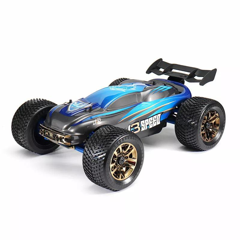 RCtown JLB Racing 1/10 J3 Speed 120A 4WD 2.4GHZ Truggy RC Car RTR with Transmitter Vehicle Toy Outodod RC Car