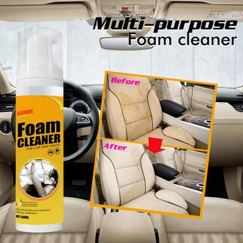 Household House Car Multi-purpose Cleaning Agent Rich Foam Cleaner Stain Remover Rust Remover Cleaning Bathroom Detergent image