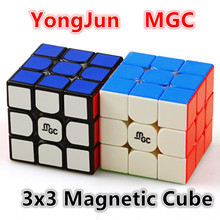 3x3x3 Cube MGC Magnetic Cubo Yongjun