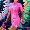 2020 das mulheres triathlon manga curta camisa de ciclismo define skinsuit maillot ropa ciclismo bicicleta jérsei roupas ir macacão 14