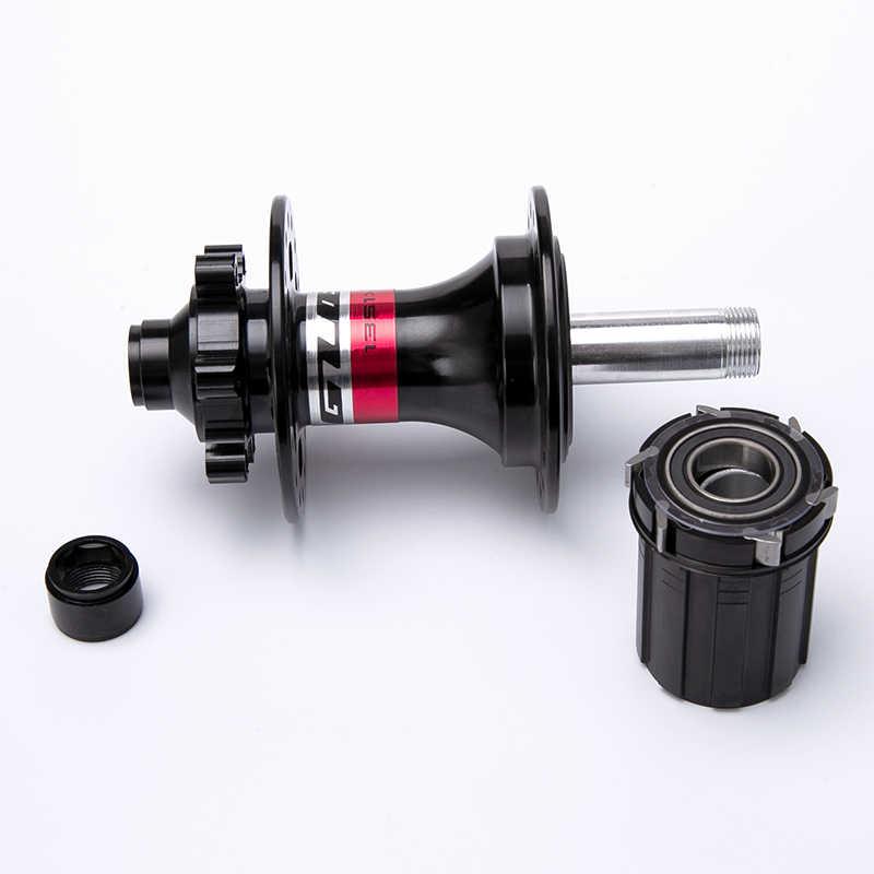 TANKE GUB велосипедная ступица MTB 32 отверстия, 4 палетки, уплотнительный подшипник, 7-13 скоростей, кассета, 72 кольца/щелчки, запчасти для горного велосипеда, Дисковая тормозная ступица 13