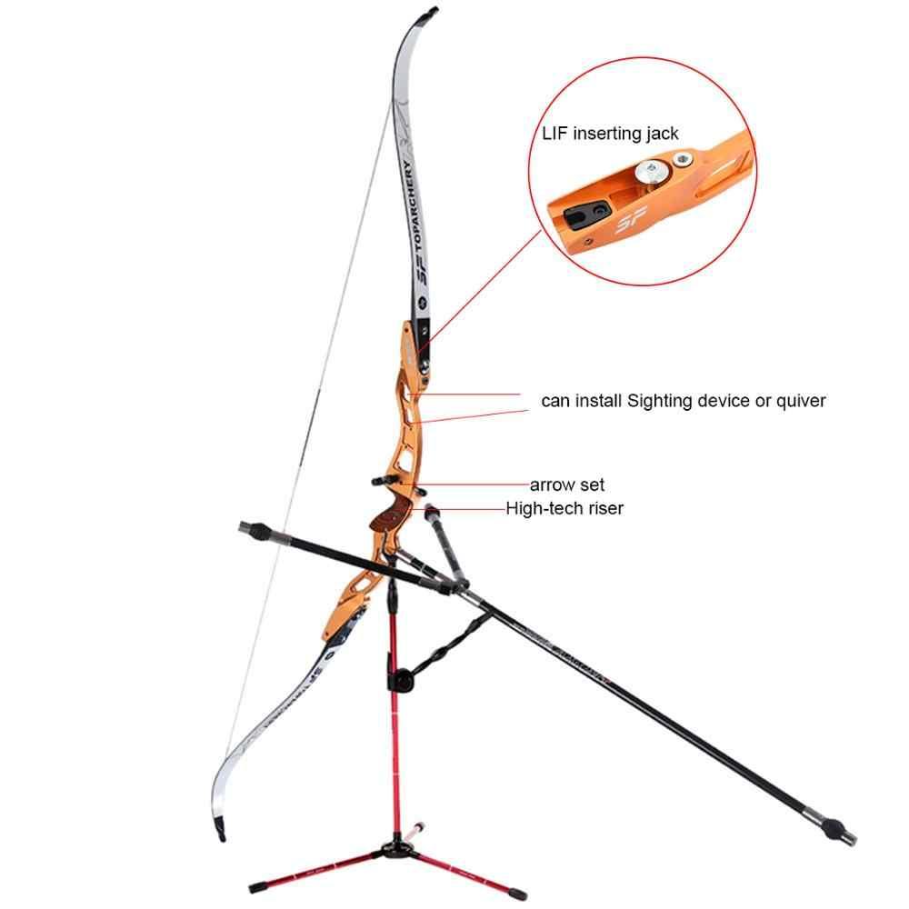68 ''SF ILF arco 20-38Ibs quitar arco recurvo de tiro con arco para disparar arco de caza arco adulto tiro con arco al aire libre