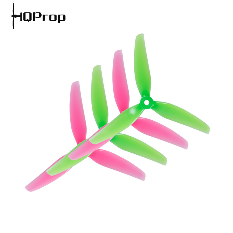 8Pairs 16PCS HQ Prop Ethix S3 Prop 5X3.1X3 5031 5inch 3-Blade Propeller CW & CCW For POPO RC FPV Racing Drone Spare Parts