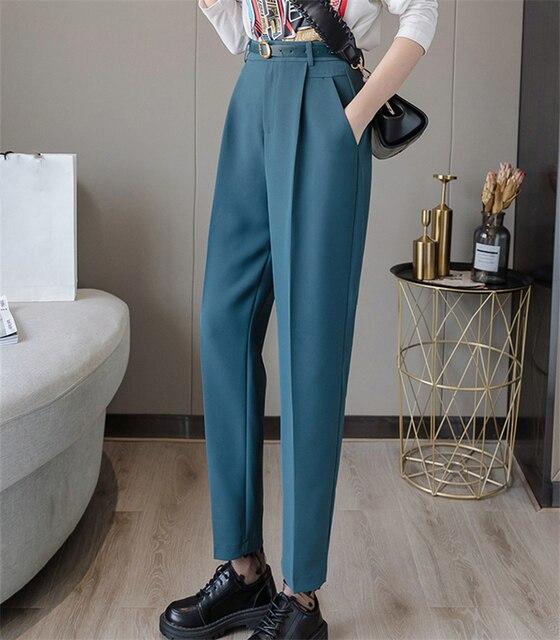 Elegant Office Lady Pants 2