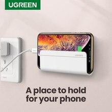 Ugreen-Soporte adhesivo para teléfono móvil, montaje en pared para iPhone X, 8, 7, 6