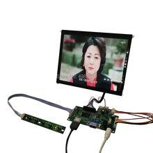 Комплект модуля монитора 9,7 дюйма, HD, VGA, разрешение 2048X1536IPS, полный угол обзора, ЖК-панель, подходит для самостоятельной сборки