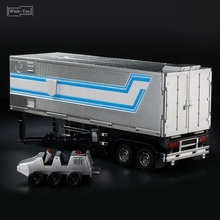 WJ Transformation Robot MPP10 MPP-10 MP10 OP G1 Figure Trailer Truck Container Commander MasterPiece Oversize Collection Toys
