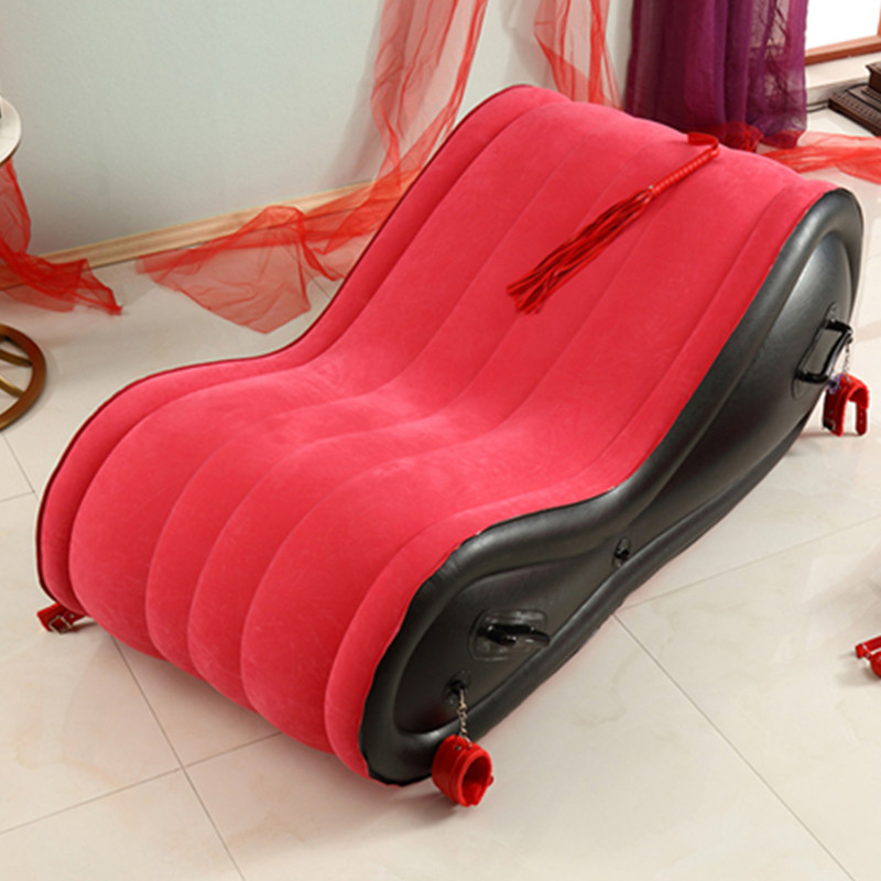 Inflatable Sofa Bed Love