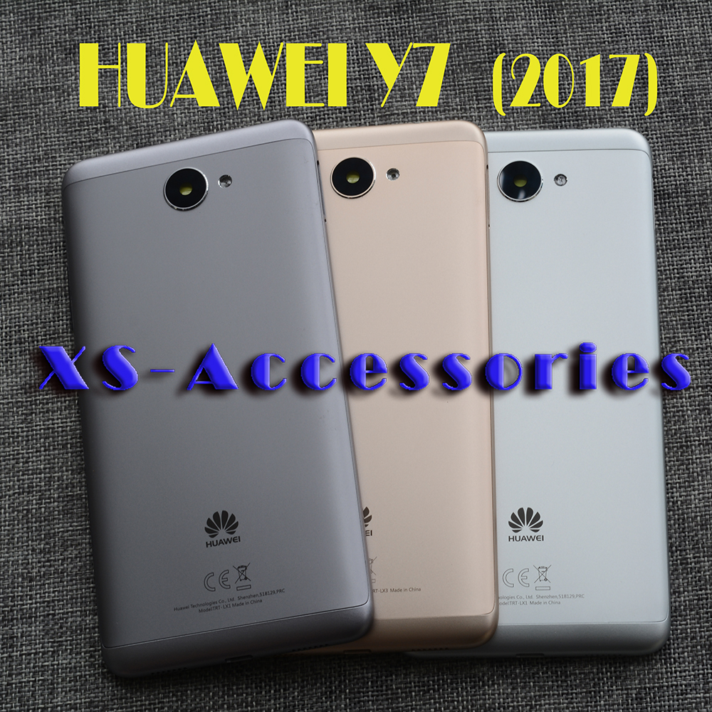 5 5 inch Battery Back Cover For Huawei Y7 2017 Y7 Prime 2017