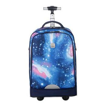 cabin Wheeled backpack for teenagers School Rolling backpack travel bags On wheels Children luggage  backpack bag for teenagers