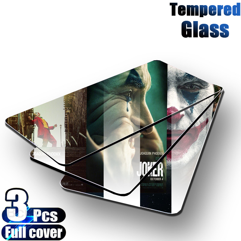 3pcs Full Cover Tempered Glass For Huawei P20 Lite P30 Pro Y6 2019 Screen Protection Film For Huawei P Smart Z 2018 2019 Glass