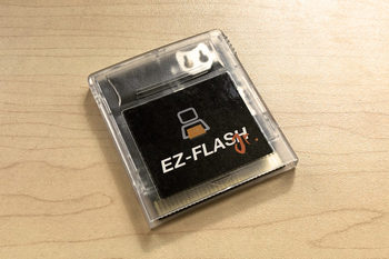 Ez flash junior + 8GB SD for GB/GBC support FAT32 4-32GB SD card free shipping