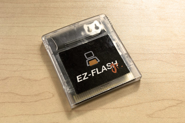 Ez Flash Junior For GB/GBC Support FAT32 4-32GB SD Card Free Shipping