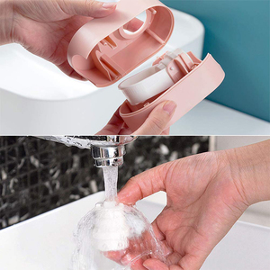 Image 2 - Household Toothpaste Automatic Dispenser Wall Mount Toothpaste Holder Automatic Squeezing Toothpaste Dispenser Health Safety