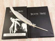 Descent Note Planner Cartoon Diary Cartoon Book Lovely Fashion Theme Ryuk Cosplay Big Descent Note Writing Diary Notebook blind descent