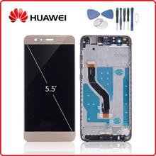 цена на HUAWEI Original Nova Plus LCD Display Touch Screen Digitizer For Huawei Nova Plus Display with Frame MLA-L01 MLA-L11 L02-L13