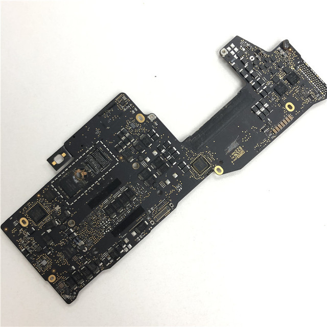 2016 Jaar 820 00875 820 00875 A Defecte Logic Board Voor Apple Macbook Pro A1708 Reparatie