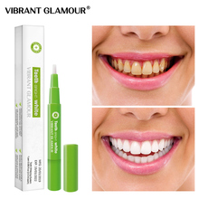VIBRANT GLAMOUR Teeth Whitening Pen Remove Tartar Clean Oral Hygiene Dental Tool Remove Yellow Tooth Stains Solid Tooth Care Gel medical tooth instrument material multifunction plier dental forcep set adult children mouth care animal tooth remove extraction