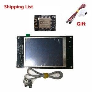 Image 5 - MKS TFT32 v4.0 ekran dotykowy + MKS moduł WIFI splash monitorów lcd inteligentny kontroler TFT o przekątnej 32 dotykając TFT3.2 wyświetlacz 3d drukarki monitor TFT