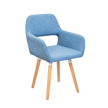 цена на Solid Wood Family Restaurant Chair Modern Minimalist Computer Chair Back-to-back Study Chair Nordic Lazy Casual Furniture