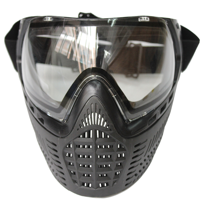 Manufacturers Wholesale New Style CS Mask Tactical Mask Shooting Mask Paintball Mask Outdoor Protection Mask