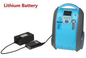 Image 4 - Medical and HealthCare Battery Oxygen Concentrator Home and Outdoor Travel Use COPD Heart Oxygen Making Machine O2 Generator